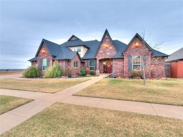 9125 SW 36th Street, Oklahoma City, OK 73179 (MLS #937634) :: Homestead & Co