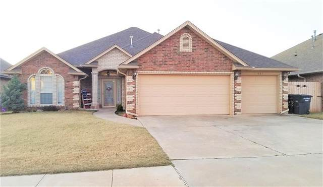 1001 Julies Trail, Moore, OK 73160 (MLS #937639) :: Homestead & Co