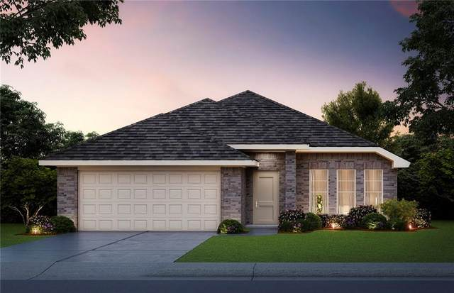 3308 NW 181st Street, Edmond, OK 73012 (MLS #937704) :: Homestead & Co
