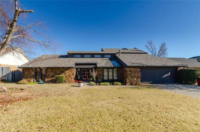 12920 Saint Andrews Drive, Oklahoma City, OK 73120 (MLS #937803) :: Your H.O.M.E. Team