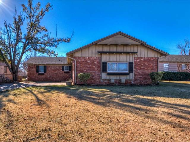 2712 Ridgeview Drive, Oklahoma City, OK 73120 (MLS #937807) :: ClearPoint Realty