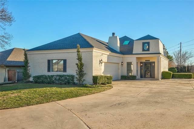 3624 Meadow Lark Lane, Oklahoma City, OK 73120 (MLS #937860) :: Homestead & Co