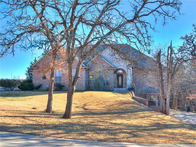 13040 Waterrock Lane, Arcadia, OK 73007 (MLS #937863) :: ClearPoint Realty