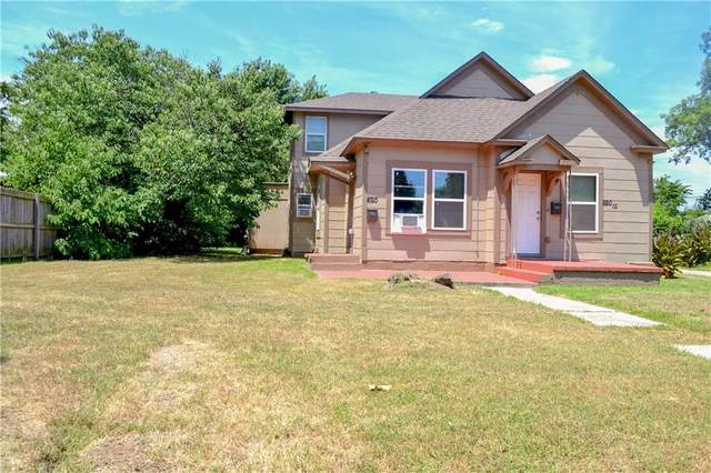 620 N Market Avenue, Shawnee, OK 74801 (MLS #937864) :: Homestead & Co