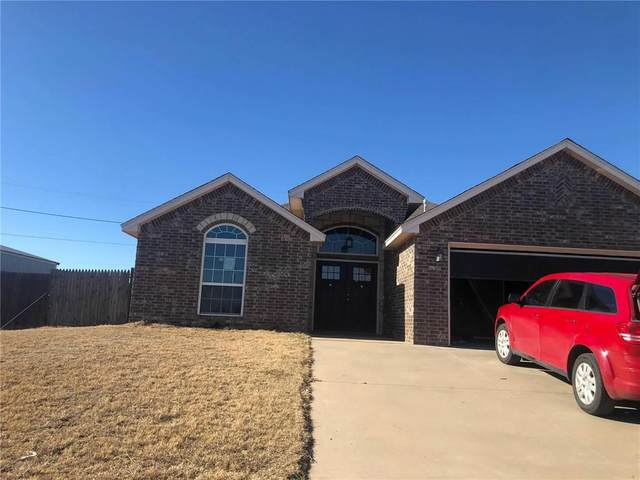 135 Ranch Road, Elk City, OK 73644 (MLS #937867) :: Homestead & Co