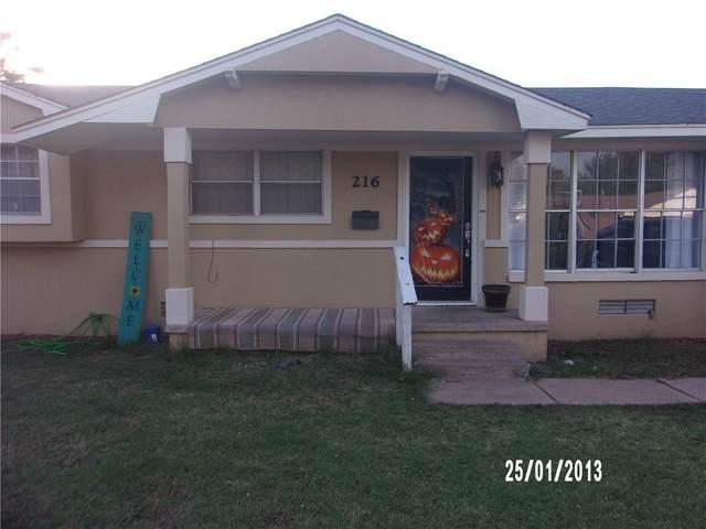 216 Cherokee Lane, El Reno, OK 73036 (MLS #937868) :: Homestead & Co