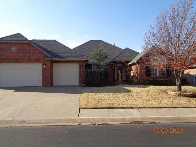 16513 Village Garden Drive, Edmond, OK 73012 (MLS #937885) :: Homestead & Co