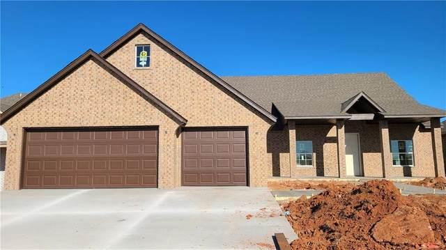 9325 SW 41st Street, Oklahoma City, OK 73179 (MLS #937917) :: Homestead & Co