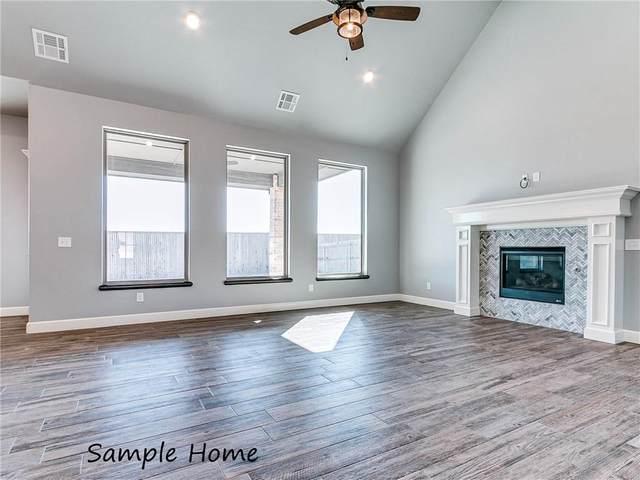 9305 SW 41st Street, Oklahoma City, OK 73179 (MLS #937975) :: Homestead & Co