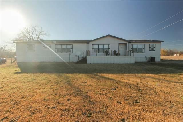 417 S Cemetery Road, Tuttle, OK 73089 (MLS #938017) :: Erhardt Group at Keller Williams Mulinix OKC