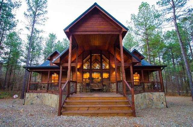 165 Basswood Trail, Broken Bow, OK 74728 (MLS #938066) :: Homestead & Co
