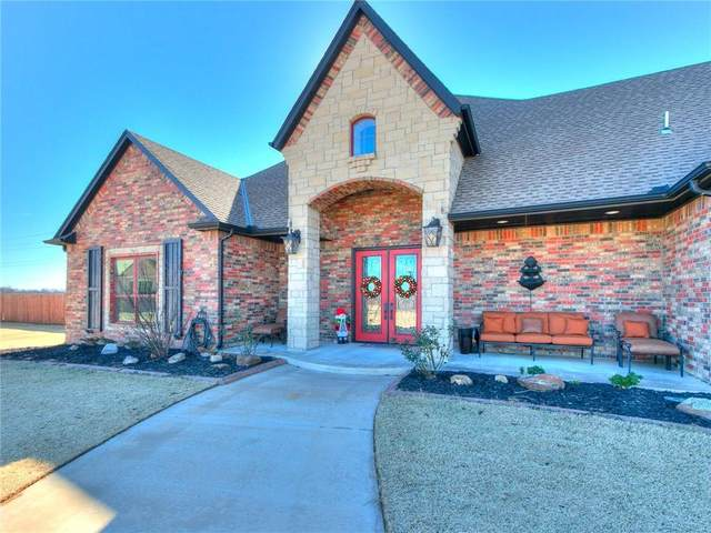 11801 Milano Road, Oklahoma City, OK  (MLS #938113) :: ClearPoint Realty