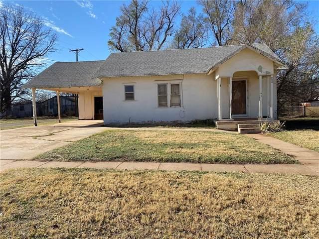 208 N Cearlock Avenue, Cheyenne, OK 73628 (MLS #938115) :: Homestead & Co