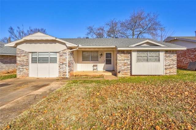 812 E Franklin Street, Shawnee, OK 74804 (MLS #938123) :: Homestead & Co