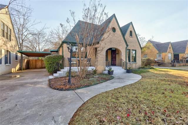 3130 NW 24th Street, Oklahoma City, OK 73107 (MLS #938135) :: Homestead & Co