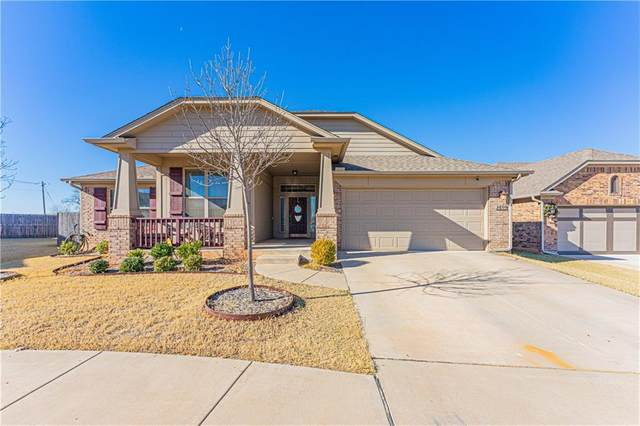 3600 Carolyn Ridge Road, Norman, OK 73071 (MLS #938174) :: The UB Home Team at Whittington Realty