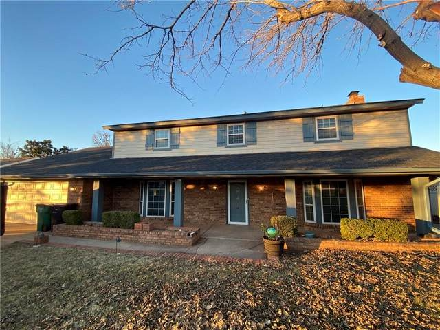 3809 NW 125th Street, Oklahoma City, OK 73120 (MLS #938176) :: ClearPoint Realty
