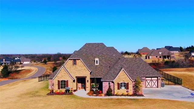 3827 SE 55th Place, Norman, OK 73072 (MLS #938182) :: Homestead & Co