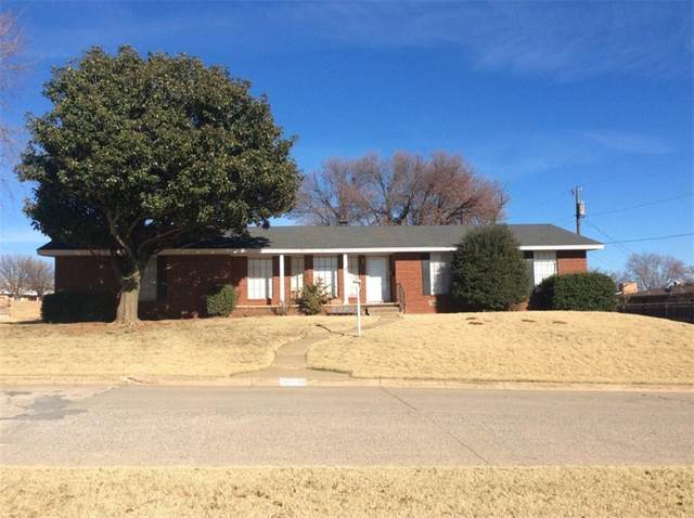 1509 Redstone, Clinton, OK 73601 (MLS #938200) :: ClearPoint Realty