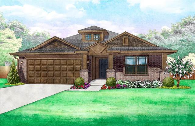 15712 Caney Drive, Edmond, OK 73013 (MLS #938226) :: ClearPoint Realty