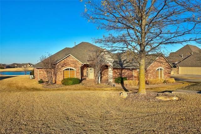 15431 Bay Ridge Drive, Oklahoma City, OK 73165 (MLS #938228) :: Homestead & Co