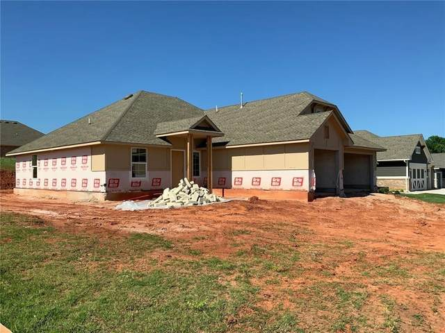 2801 Cedar Creek Drive, Moore, OK 73160 (MLS #938249) :: Homestead & Co