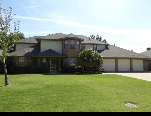 11720 Sundance Mountain Road, Oklahoma City, OK 73162 (MLS #938272) :: Homestead & Co