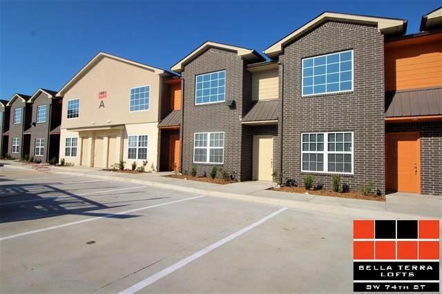 2624 SW 74th Street, Oklahoma City, OK 73159 (MLS #938340) :: Homestead & Co