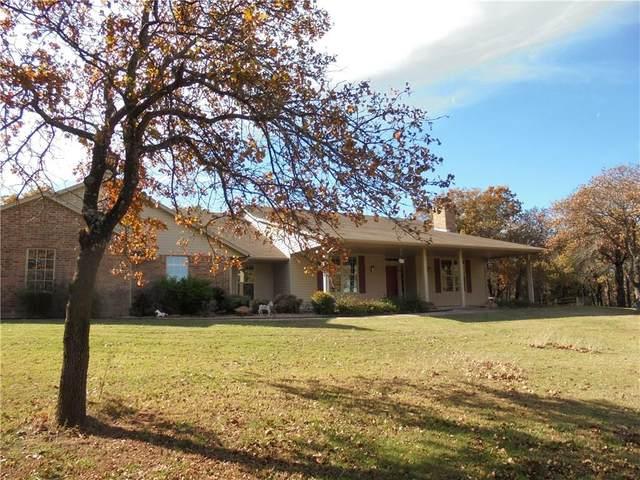 9500 Skyridge Drive, Arcadia, OK 73007 (MLS #938403) :: Erhardt Group at Keller Williams Mulinix OKC