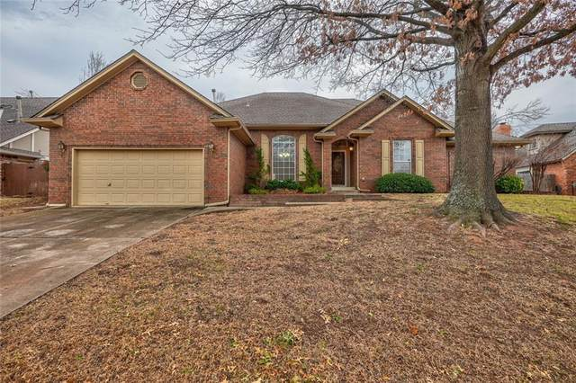 1228 Lamplighter Lane, Edmond, OK 73034 (MLS #938434) :: Homestead & Co