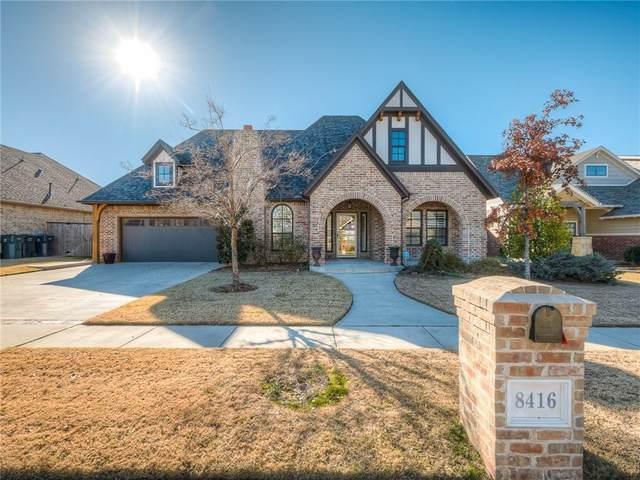 8416 NW 134th Street, Oklahoma City, OK 73142 (MLS #938495) :: Homestead & Co