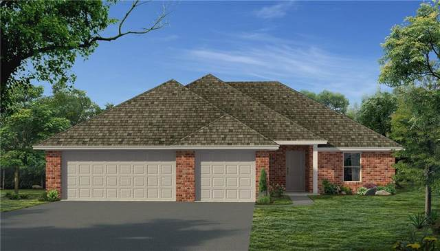 9540 Rustic Creek Drive, Guthrie, OK 73044 (MLS #938522) :: ClearPoint Realty