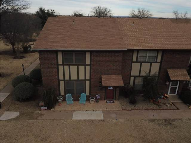 1265 Canterbury Boulevard, Altus, OK 73521 (MLS #938524) :: Erhardt Group at Keller Williams Mulinix OKC