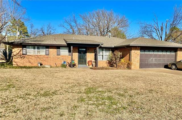 609 Sunset Drive, Frederick, OK 73542 (MLS #938543) :: ClearPoint Realty