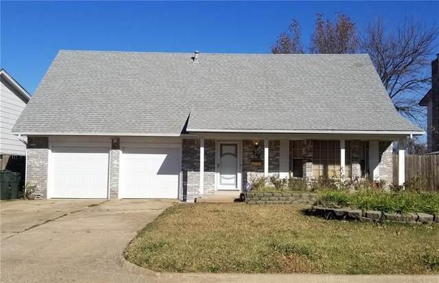 317 Wewoka Drive, Norman, OK 73071 (MLS #938566) :: ClearPoint Realty