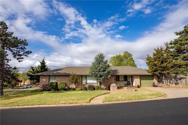 1105 N Caddo Street, Weatherford, OK 73096 (MLS #938577) :: The UB Home Team at Whittington Realty