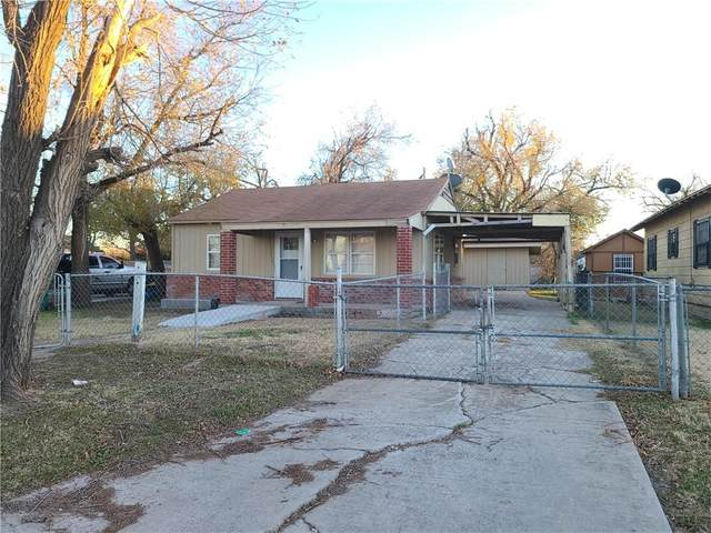 3112 SW 18 Street, Oklahoma City, OK 73108 (MLS #938630) :: Homestead & Co
