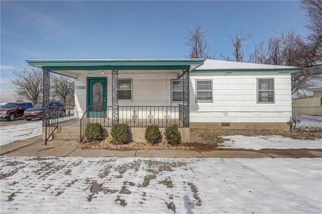 10813 SE 29th Street, Oklahoma City, OK 73130 (MLS #938655) :: Homestead & Co