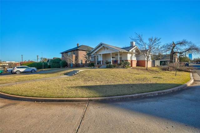 226 NW 25th Street, Oklahoma City, OK 73103 (MLS #938681) :: The UB Home Team at Whittington Realty