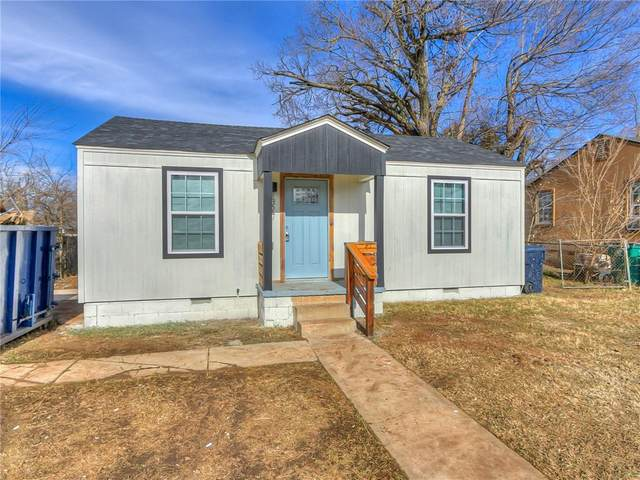 1327 NW 96th Street, Oklahoma City, OK 73114 (MLS #938745) :: Homestead & Co