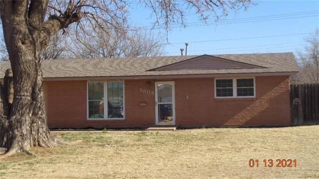 1008 N Spurgeon Street, Altus, OK 73521 (MLS #938752) :: Homestead & Co