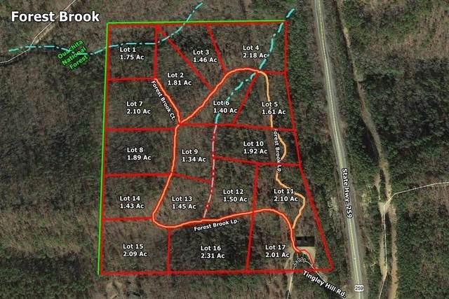 16 Forest Brook Loop, Broken Bow, OK 74728 (MLS #938809) :: Keller Williams Realty Elite