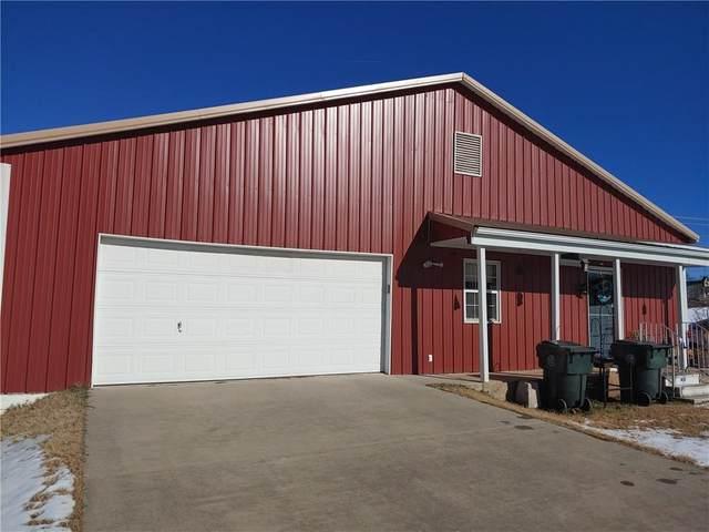 9512 NE 23rd Street, Oklahoma City, OK 73141 (MLS #938913) :: Homestead & Co
