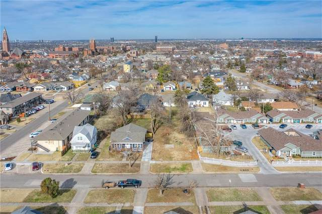 1619 NW 19th Street, Oklahoma City, OK 73106 (MLS #938993) :: Homestead & Co