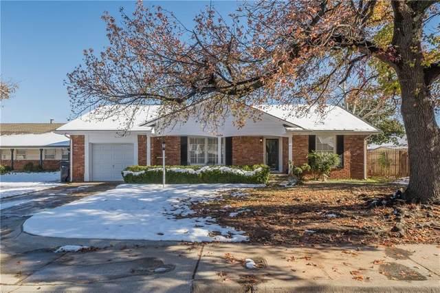 4408 N Barnes Avenue, Oklahoma City, OK 73112 (MLS #939027) :: ClearPoint Realty
