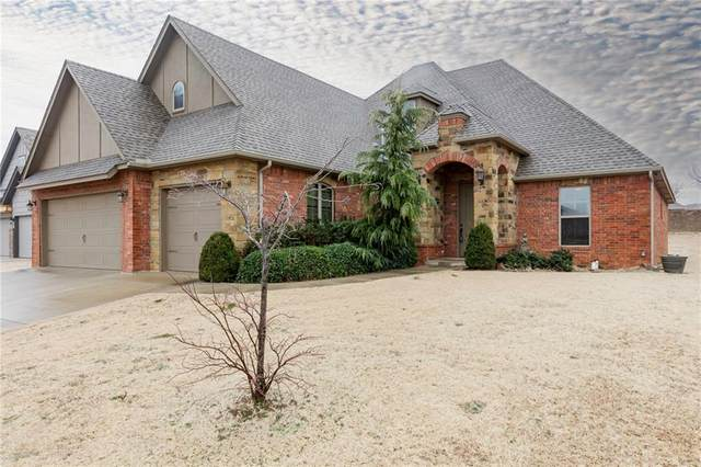 11408 NW 109th Street, Yukon, OK 73099 (MLS #939037) :: Your H.O.M.E. Team