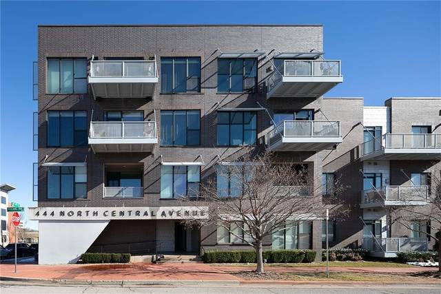 444 N Central Avenue #208, Oklahoma City, OK 73104 (MLS #939065) :: ClearPoint Realty