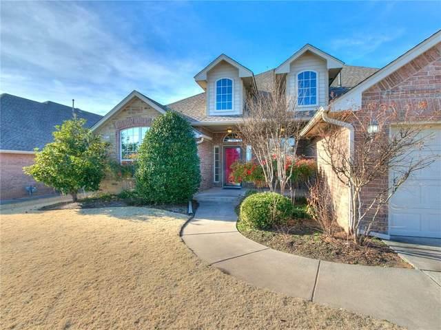 2612 Bishops Drive, Norman, OK 73072 (MLS #939099) :: Homestead & Co