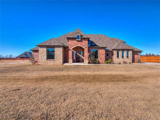 973 Bivium Circle, Newcastle, OK 73065 (MLS #939116) :: Erhardt Group at Keller Williams Mulinix OKC