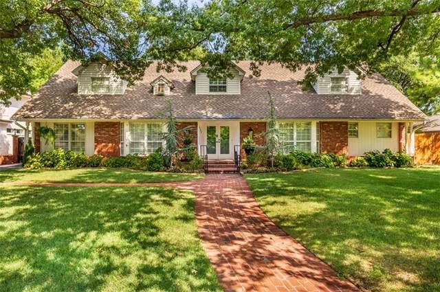 3128 Thorn Ridge Road, Oklahoma City, OK 73120 (MLS #939130) :: Homestead & Co